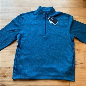 Callaway 3/4 zip shirt
